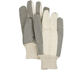 Dotted Hand Gloves Pack Of 12