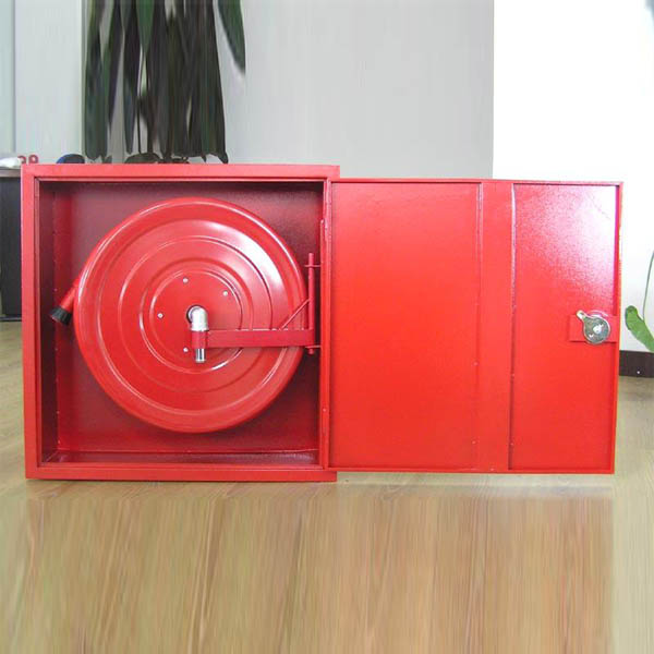 Fire Hose Reel and Cabinet 1