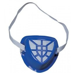 Set of 5 Blue Plastic Nose Mask