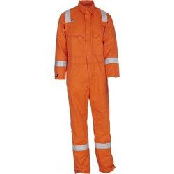 Wennas Fire Retardant Coverall Orange