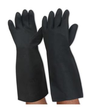 Grease Resistance Hand gloves