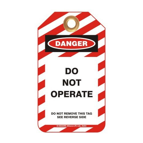 Lockout-Safety-Lockout-Tags