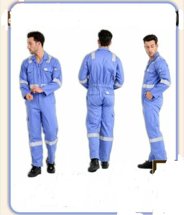 100% COTTON AMERICAN SAFETY ASC-1278666-240GSM REFLECTIVE