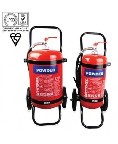 25KG DCP Naffco Brand Fire Extinguishers