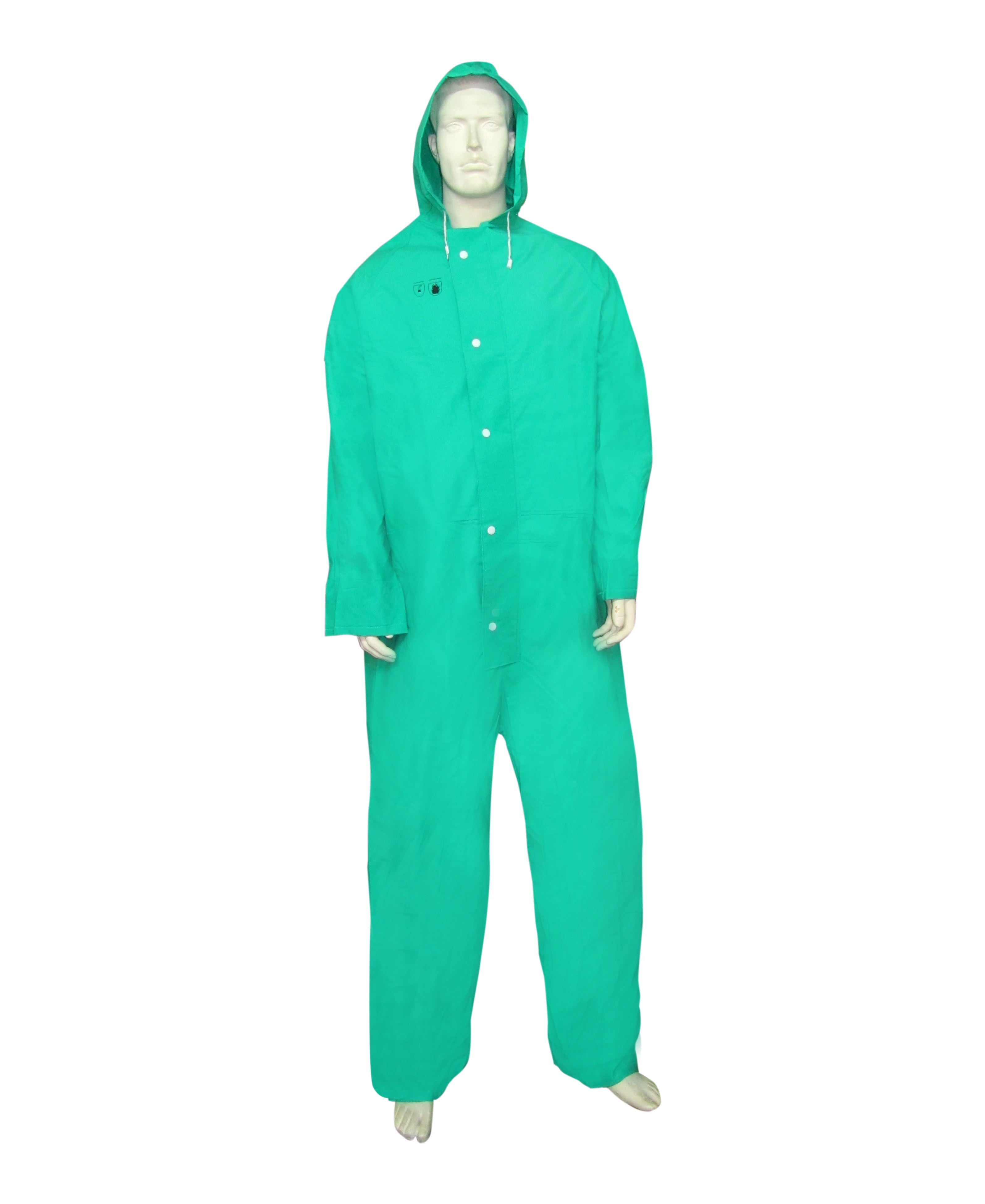 Chemical-coverall_Green