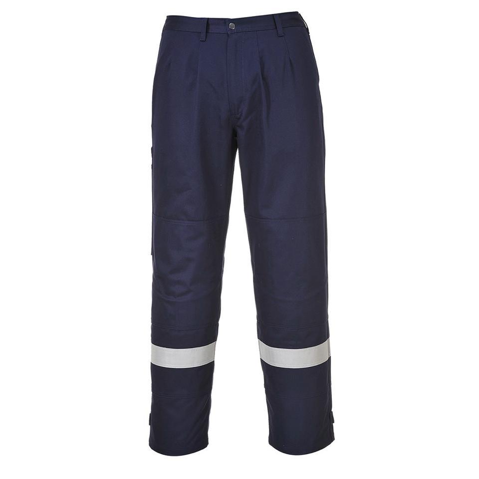 PORTWEST trouser FIRE RETARDENT -UK