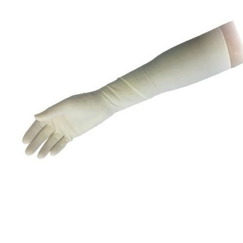 GYNAECOLOGICAL SURGICAL GLOVES (1 PAIR)